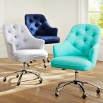 Eye catching stylish and comfy desk chairs with wheels