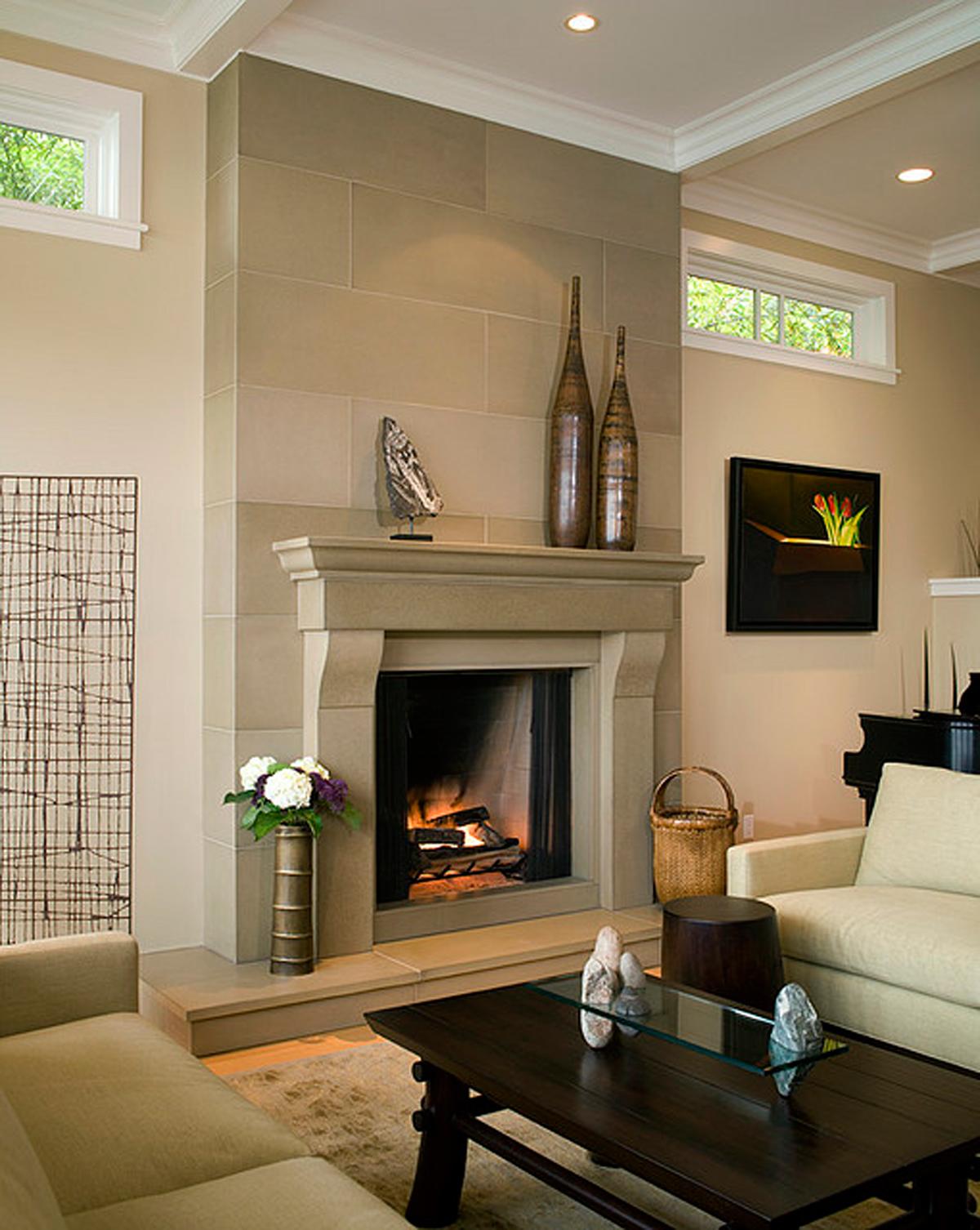 Fireplace Designs Ideas – HomesFeed