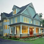 French Farmhouse Home Architecture Styles