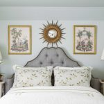 Grey Best Color Wall Paint With Decration And Frames