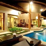 House With Swiiming Pool Best Design Build My Dream House