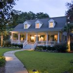 Incredible Home Architecture Styles With Large Front Yard