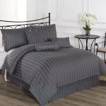 King Size Bedding Grey