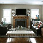 Luxury Living Room Furniture Arrangement