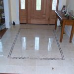 Marble Rectangular Floor Tile For Home Entrance
