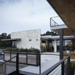 Modern Home Corner Stone Of Texas Hill Country House Plans