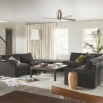 Modern Living Room Furniture Arrangement With Big Sectionals Sofas And Small Main Table