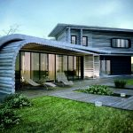 Modern Log Wooden House Designs