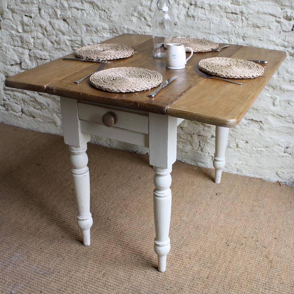 Narrow Drop Lead Table Design Options - HomesFeed