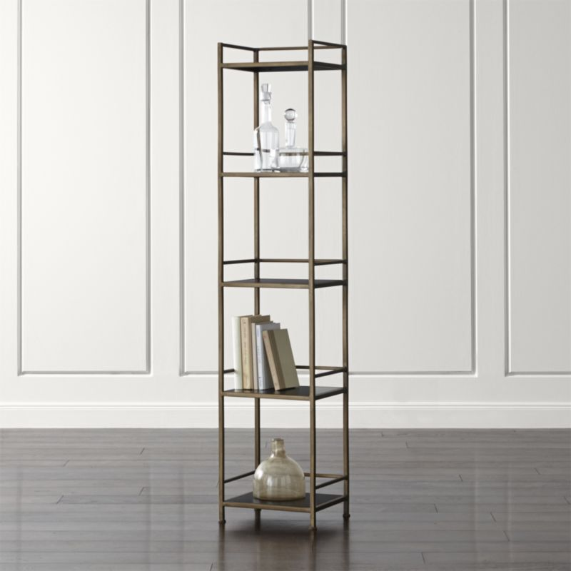 Famous Wood and Metal Bookcase: A Book Storage for Ultra Rustic and  RY42
