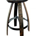 Old Classic Industrial Style Bar Stools