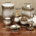 Ornate Bath Accessories Sets