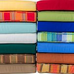 Random Color Variation Sunbrella Replacement Cushions