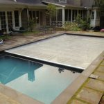 Retractable Swimming Pool With Cover