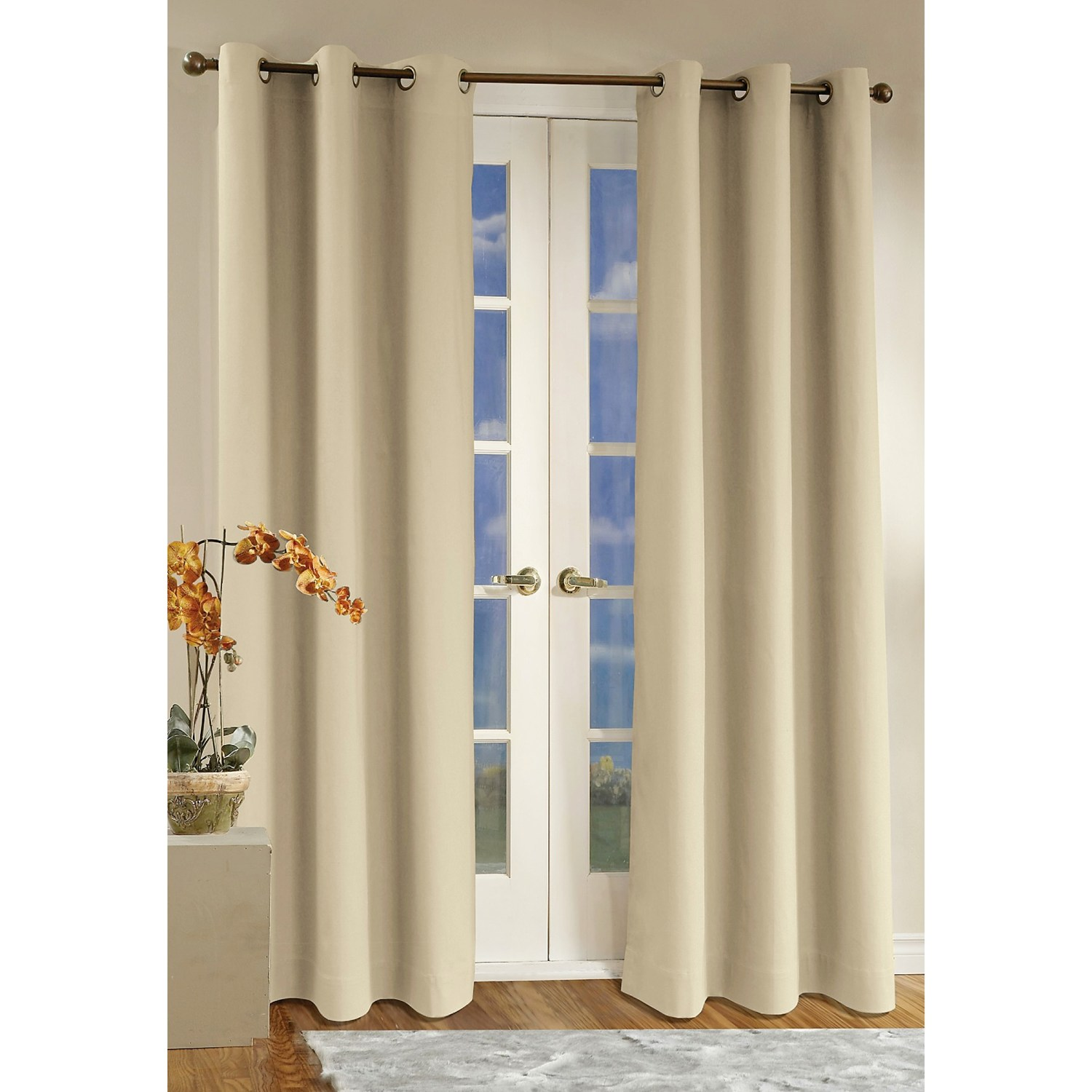 Curtain Ideas For Sliding Glass Door: Patio Door Curtain Ideas
