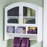 Small Cabinet Of Bathroom Storage For Towel