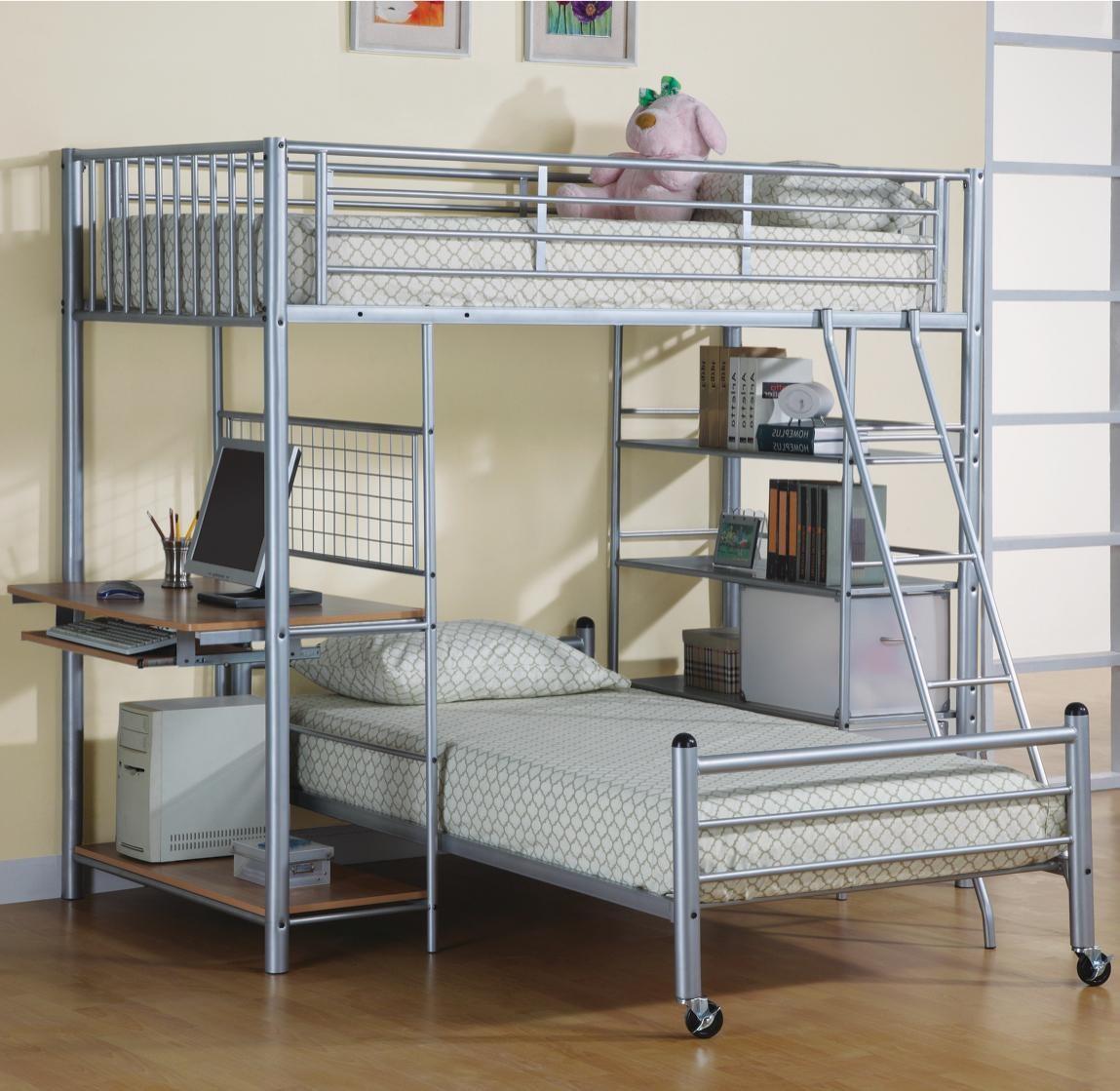 Ikea Full Loft Bed Ideas – HomesFeed