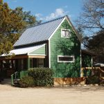 Texas Hill Country House Plans With Green Wall And Natural Looks
