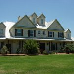 Texas Hill Country House Plans With White Cool Appearance