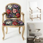 Three selections of desk chairs