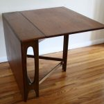 Wall Mounted Fold Down Dining Table