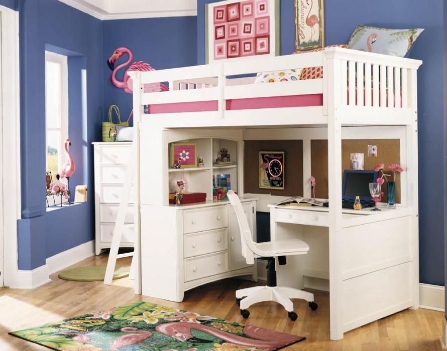 Ikea Loft Bed Design Ideas Homesfeed