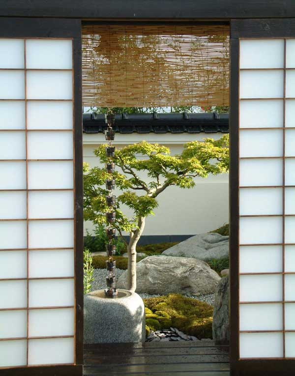 shoji screen doors striking asian latticework for