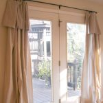 Whte Curtains For Sliding Door Patio