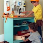 Work Bench Toy For Kids Work Table