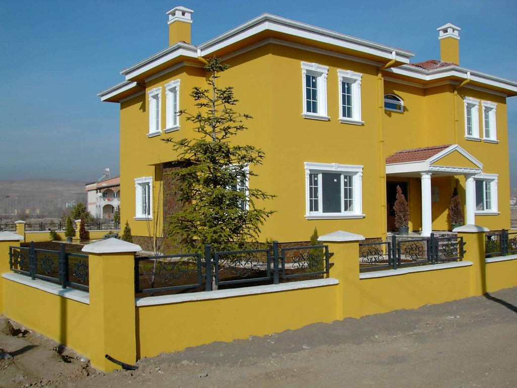 Exterior colors for houses ideas homesfeed - Exterior colors for house asian paints ...