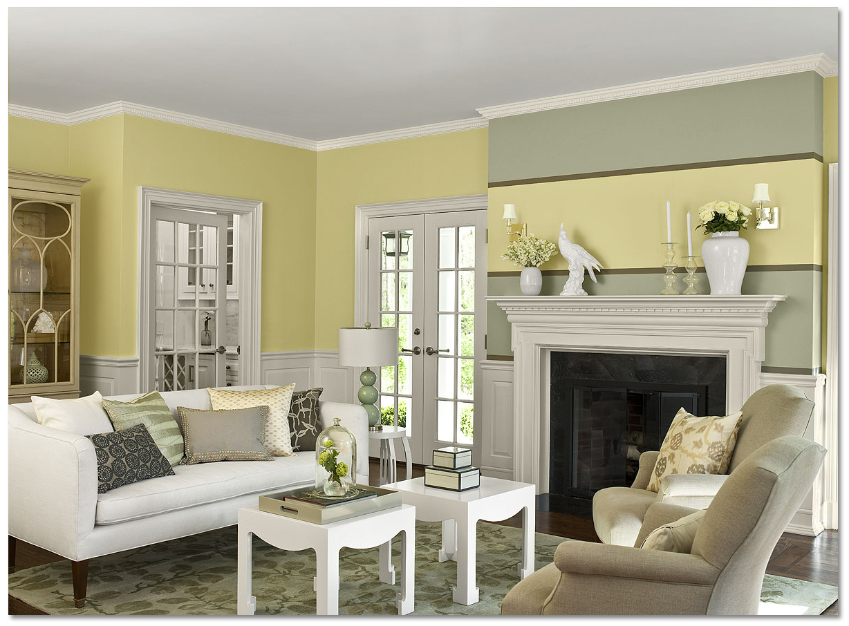 Interior Paint Colors for 2016 - HomesFeed