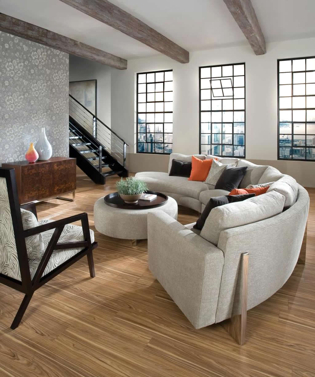How To Arrange Living Room With Sectional Couch