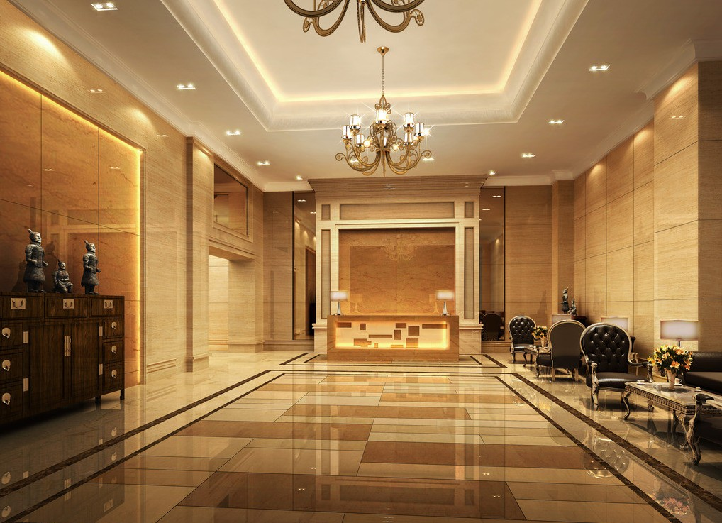 Best foyer design the sensation of great waiting time for Ideal hotel design avis