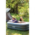 coleman-double-high-airbed-in-twin-size-18-inches-thickness-and-inflatable-with-soft-suede-and-PVC-constraction-also-with-puncture-resistant-without-battery-used