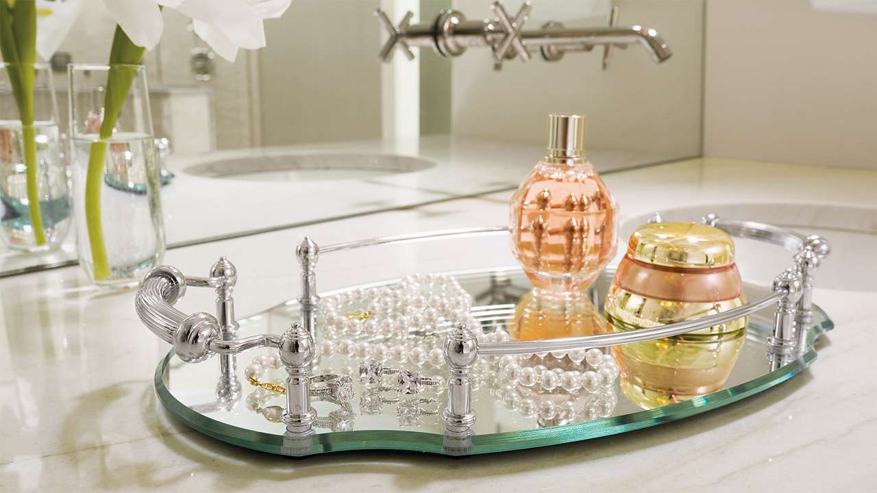 Dresser Vanity Set Tray – Addition for Style and Fashion ...