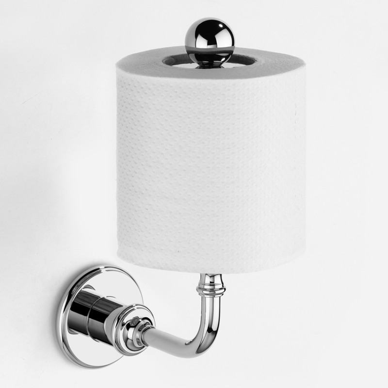 Elegant Bathroom Paper Towel Holder: The Vertical Toilet Paper Holders That Are Ideal For Your