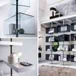 fancy-contemporary-decorative-shelving-unit-with-domino-style-and-glass-frame-and-steel-for-modern-room-to-keep-books-vases-and-other-decorative-stuffs