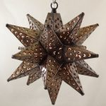 fascinating metal moravian star pendant light fixture for appealing home ideas