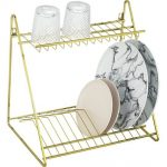 gold-dish-rack-from-CB2-can-be-mounted-on-the-wall-over-the-sink-or-free-standing-rack-next-the-sink-and-very-simple-smart-and-space-saving-with-gold-plated-glamour