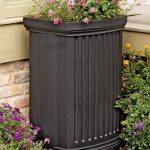 madison-rain-catcher-and-rain-barrel-available-iin-black-and-white-for-40-gallon-includes-planter-insert-3-foot-overflow-hose-4-foot-garden-hose-and-shut-off-valve(1)