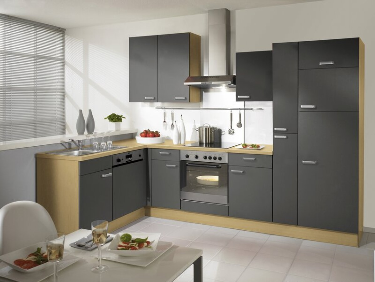 Gray Kitchen Cabinet: The Thing That You Should Have