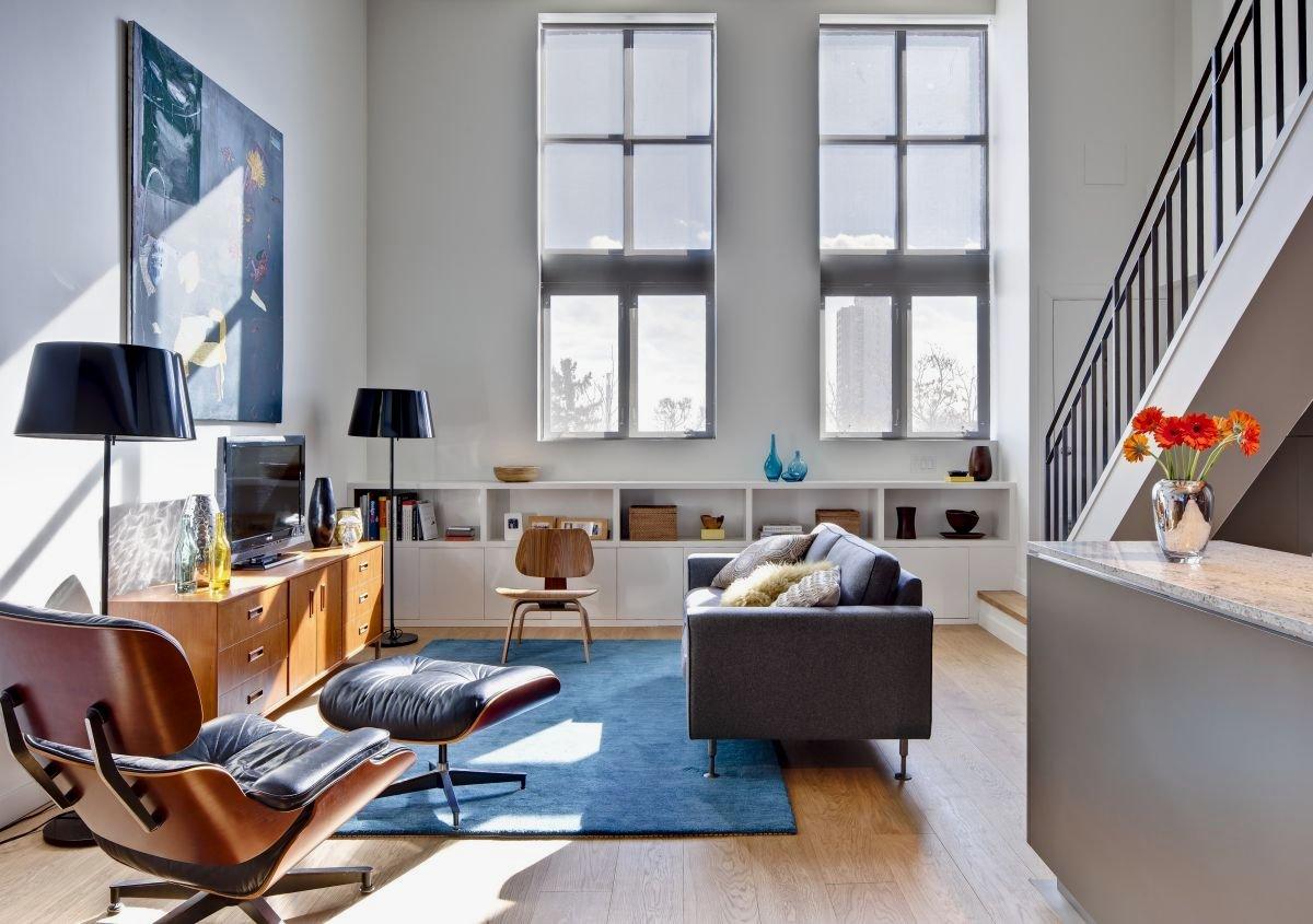 Eames Chair Living Room Atcsagacity Com