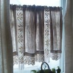 nice-vintage-linen-curtains-hand-crocheted-cotton-by-The-Girly-Cottage-for-white-windows-and-near-fruit-basket