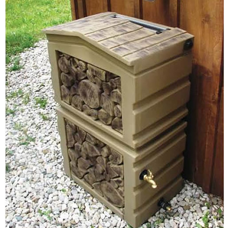 Decorative Rain Barrels For The Yard Homesfeed