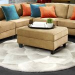 rose-tufted-round-rug-with-soft-and-versatile-color-add-a-glamorous-and-luxurious-addition-for-living-room