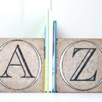 rustic-a-to-z-bookends-by-blessing-and-light-with-materials-such-as-concrete-ink-paint-sealer-love-stone-alphabet-and-letters-also-fits-in-any-decor-and-no-vinyl