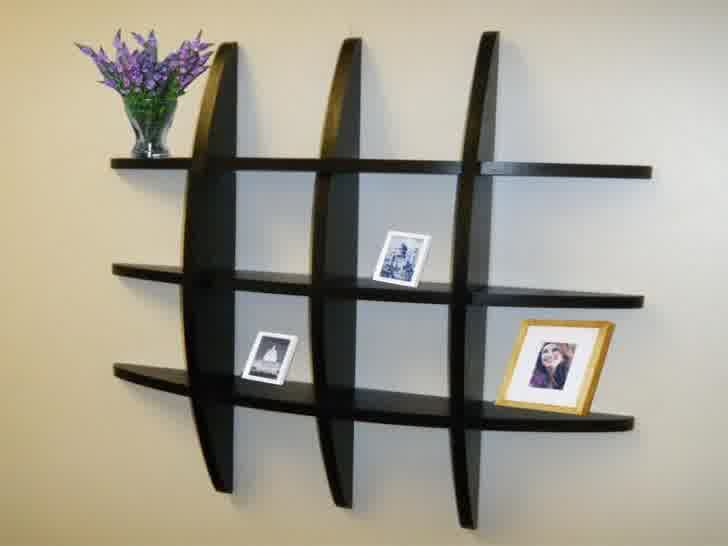 Decorate Rooms With Decorative Shelving Unit Homesfeed