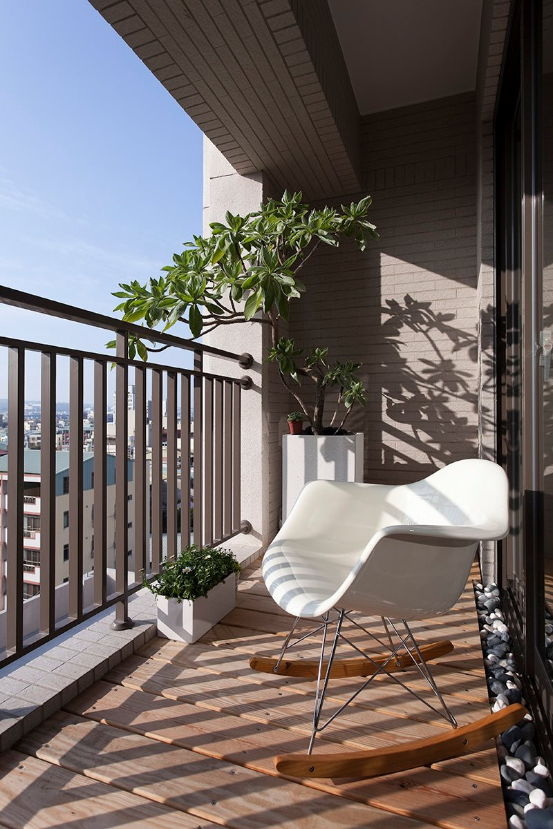 Furniture Interior View Space Saving Designs For Small: Apartment Balcony Furniture Ideas You Will Be Attracted To