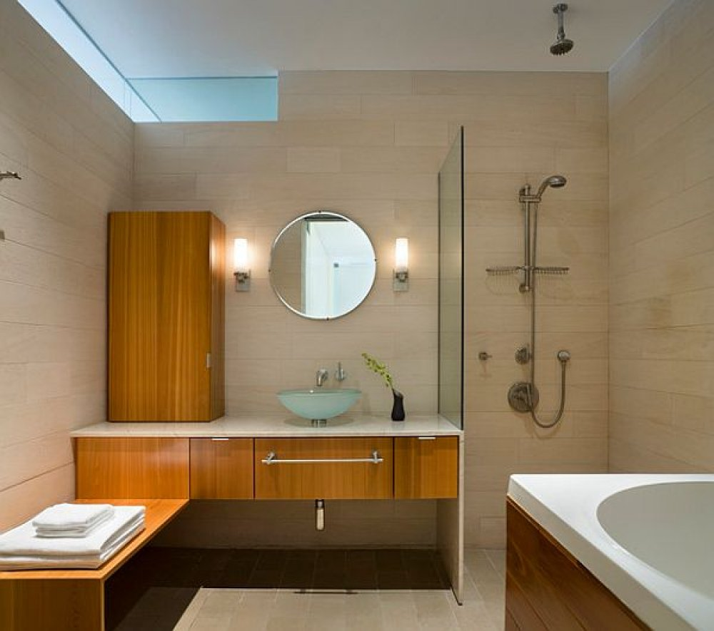 Bathroom with Shower Varies from Modern to Vintage - HomesFeed