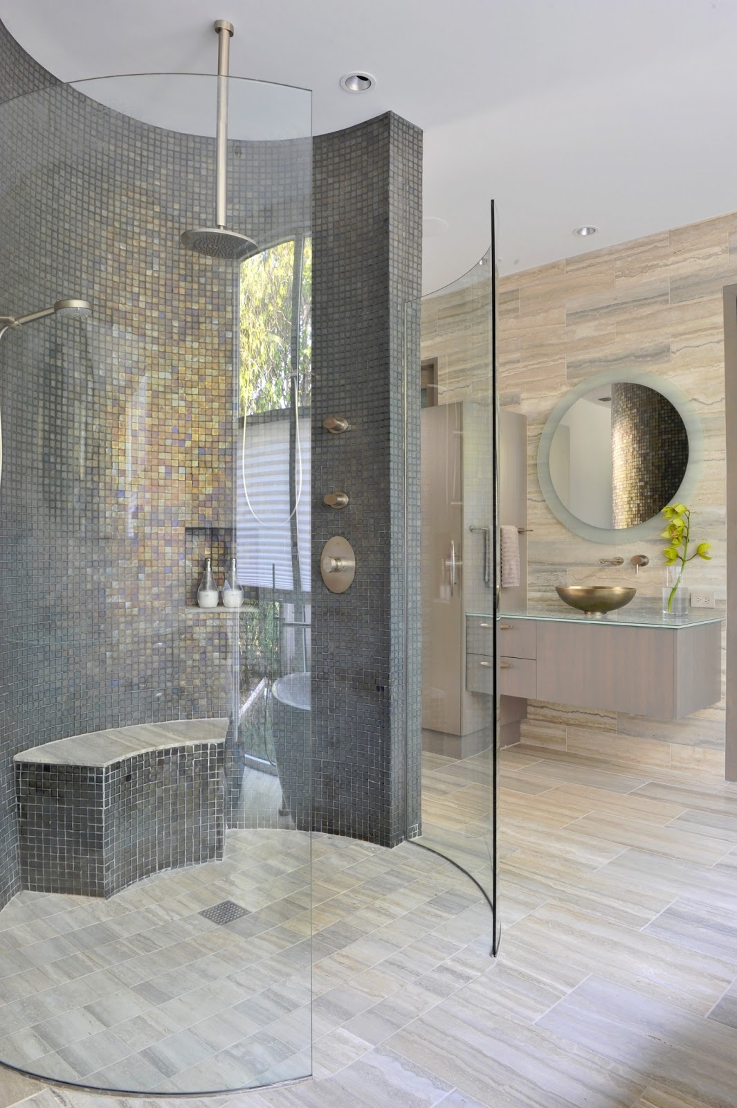 Home Interior Lighting Design Bathroom With Shower Varies From Modern To Vintage Homesfeed